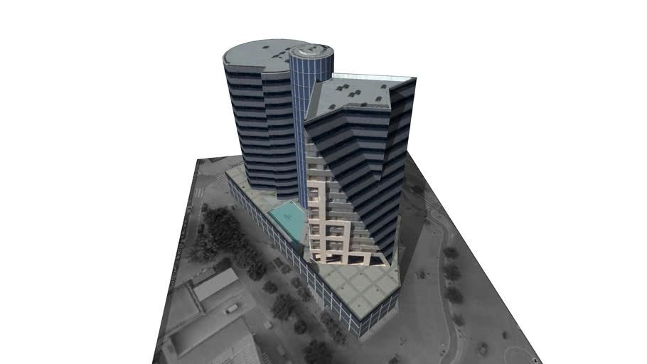 Edificio en Cortes Valencianas
