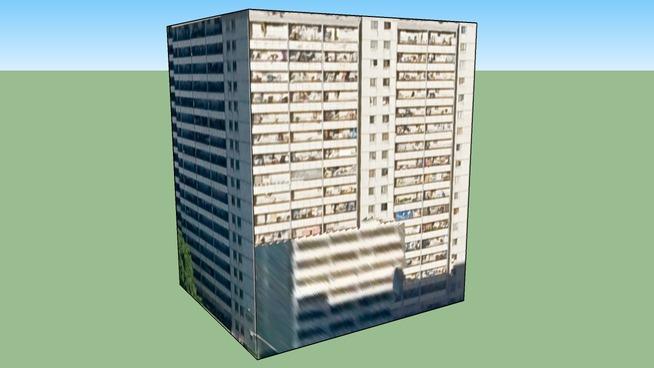 多伦多, 安大略省, 加拿大的建筑模型