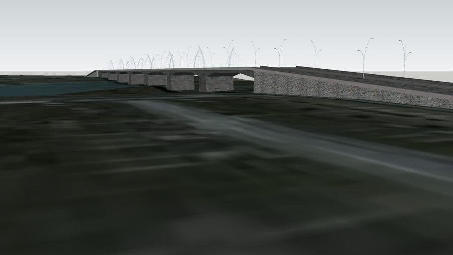 太原市南内环桥