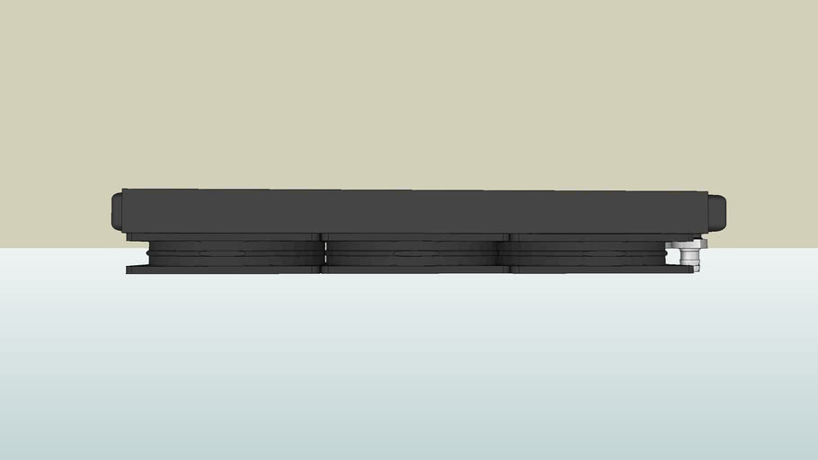 Black Ice Stealth GT 360