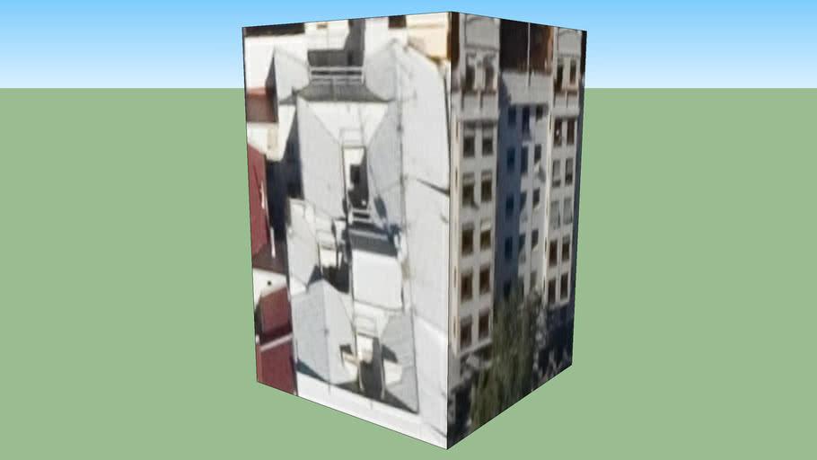 Construção em Madri, Spain