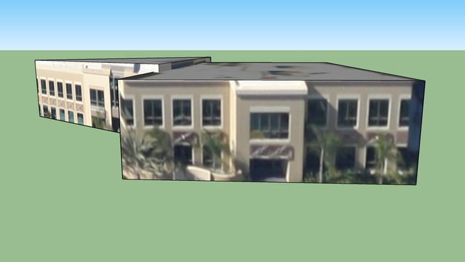 Building in Oceanside-Escondido, CA, USA