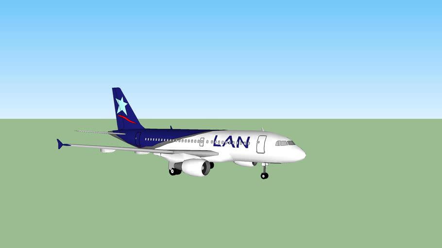 LAN Airbus A319-100