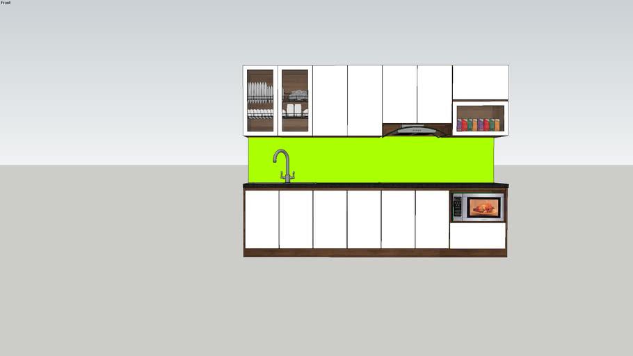 Tủ bếp I