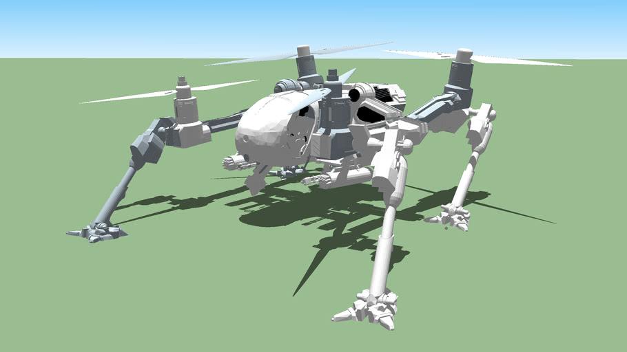 Drone Robo