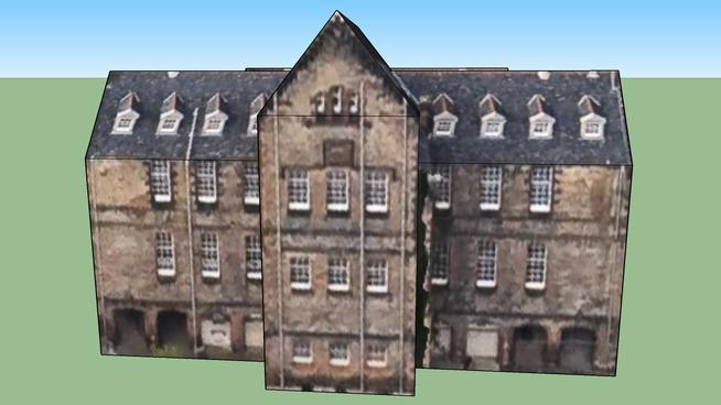 Building in Edinburgh EH8 8DR, UK