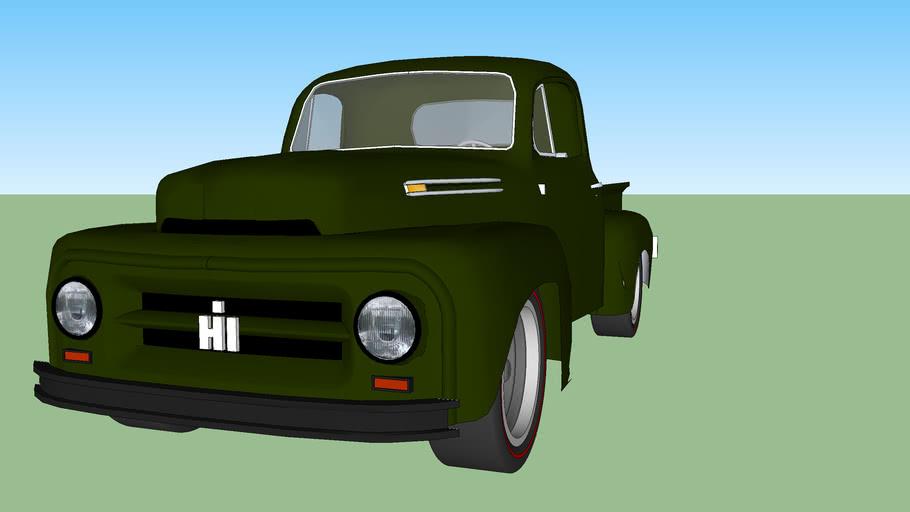 1955 International Harvester