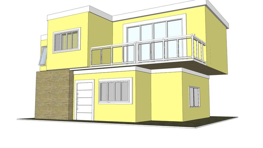 Casa 2 -Conjunto Benjamim