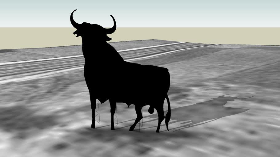 Toro en Monreal de Ariza