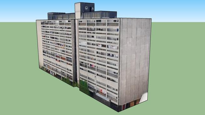 Building in Edinburgh EH6 6DJ, Great Britain