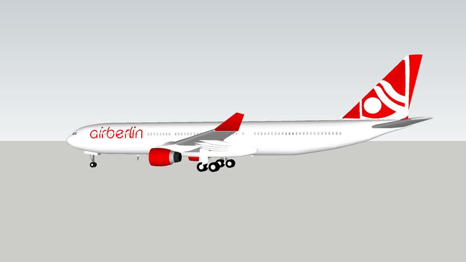 Air Berlin A330-323X