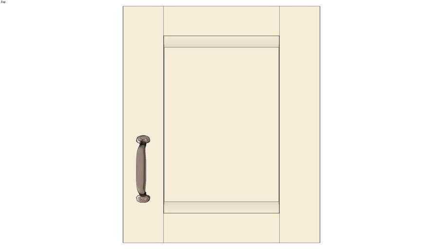Wall Single Door 18H