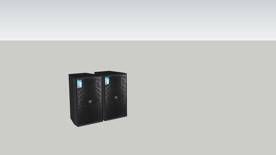 CAF FS 112 - FS 115 Speaker full range - loa 30 CAF