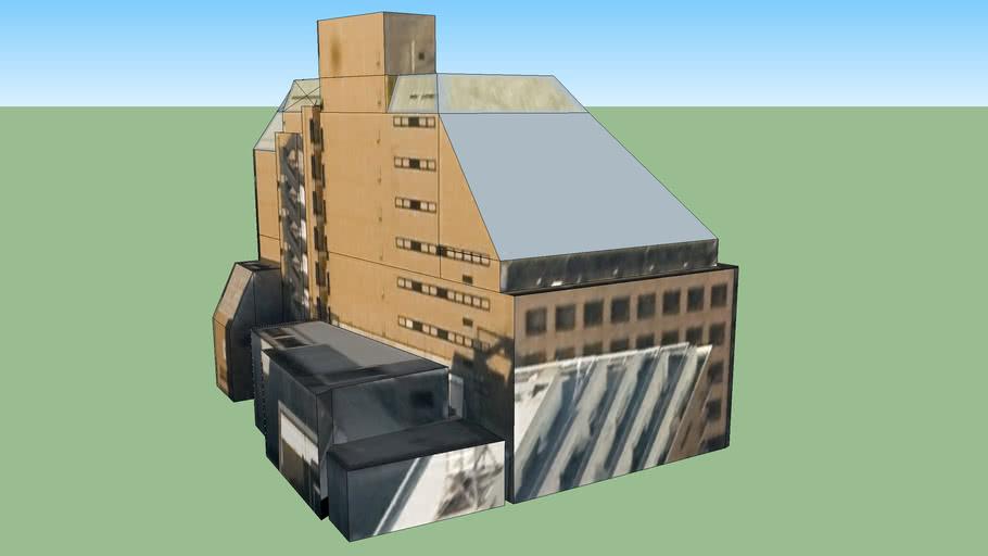 Building in 〒141-8631
