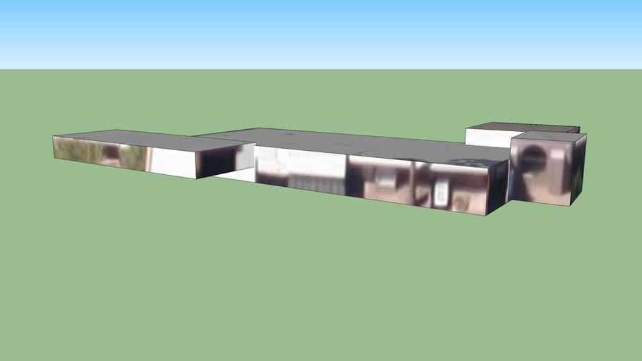 Building in Paradise Valley Village, Phoenix, AZ, USA