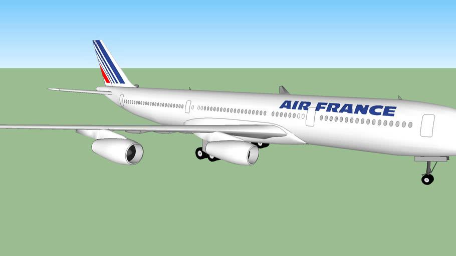 Airbus A340-300 Air France