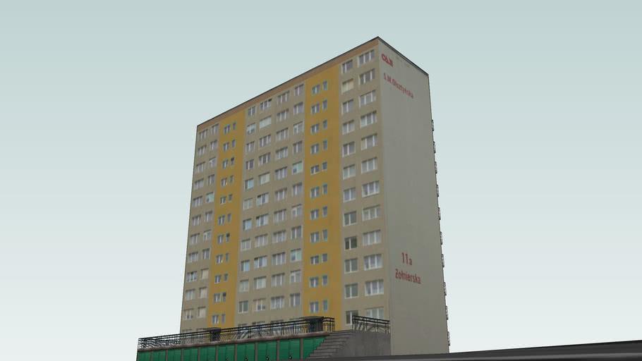 Blok mieszkalny Olsztyn XIV