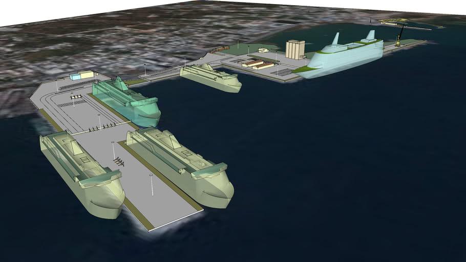 Souda port 2012