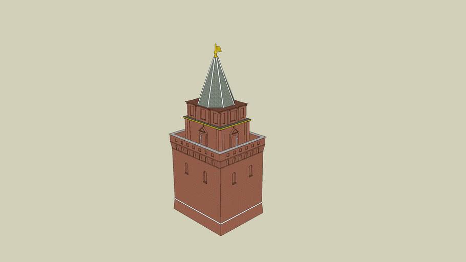 The Peter (Petrovskaya, Ugreshskaya) Tower