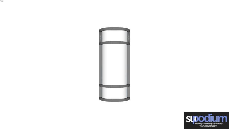 Podium Browser Colonnade OW1040 WA light fixture