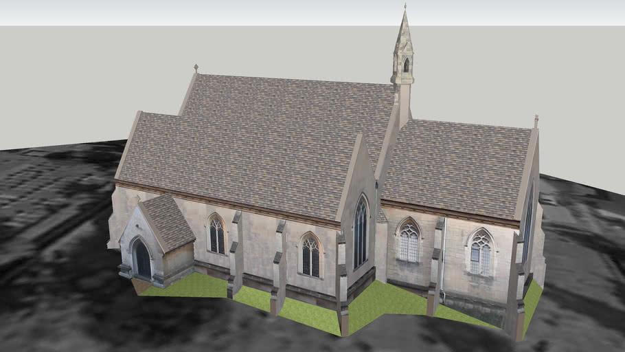 St. Bartholomew's Church, Cam