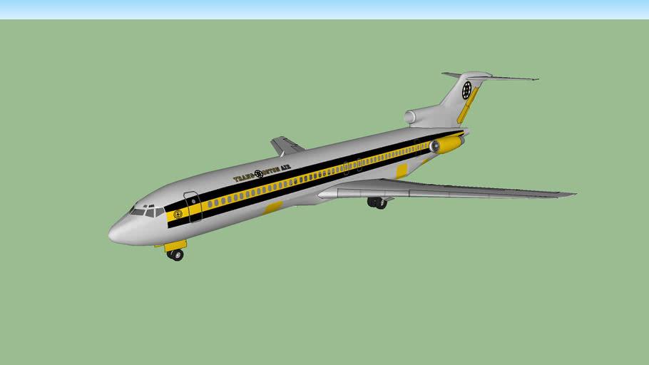 Trans Boston Air Boeing 727-2TB