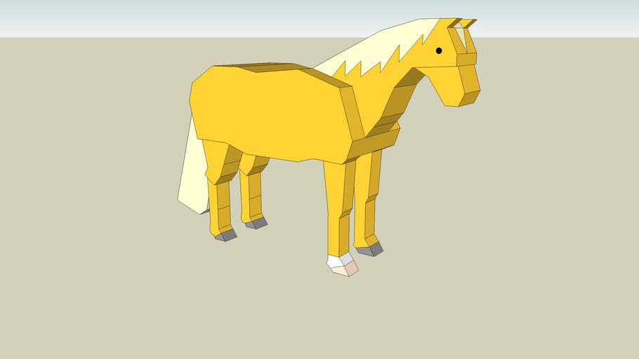 Shetland Pony #2