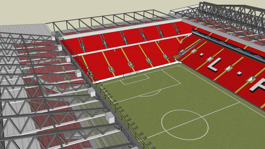 Anfield Expansion 2: Anfield Road