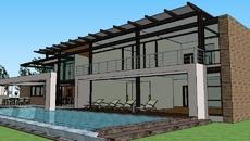 Modelod de casas 2 pav.