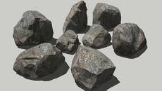 Rocks for landscaping