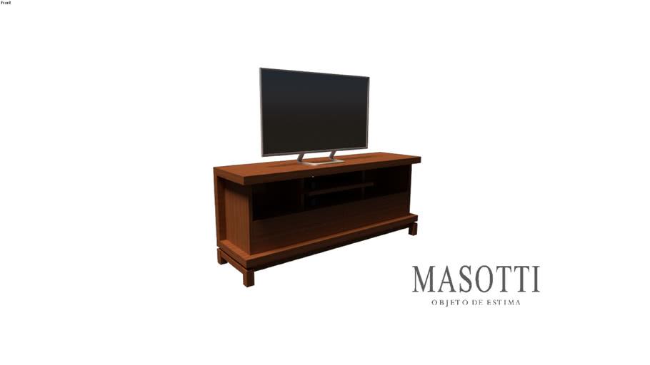Rack TV Coleção Masotti Ref. MAS.42.0 F15(1)