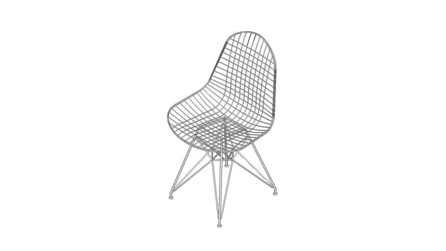 Cadeira DKR Aramada Charles Eames