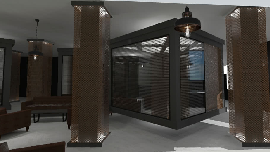 Acoustic Office Pod