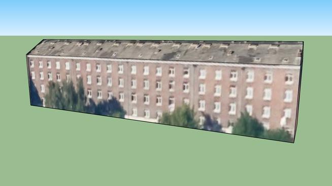 Bâtiment situé 1070, Belgique