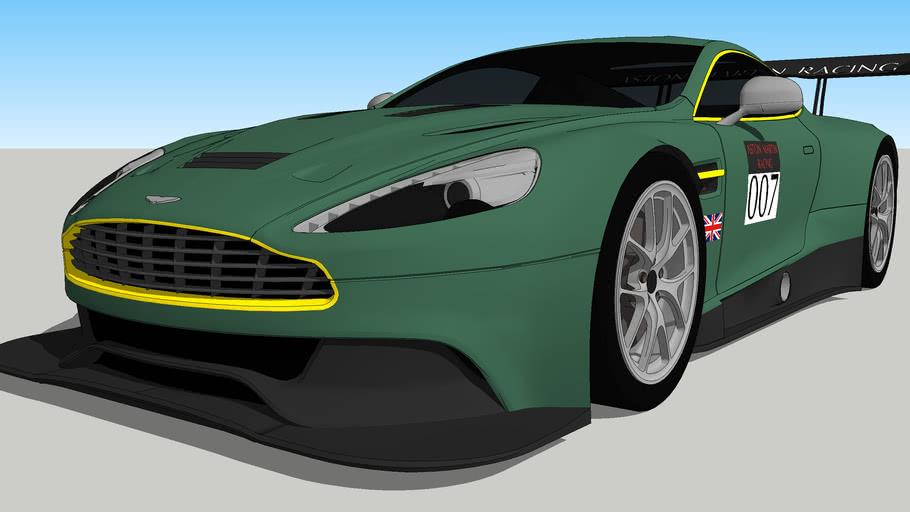 2013 Aston Martin Vanquish Tuning