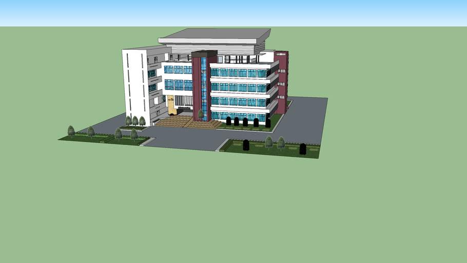 Building 2 - Rangsit University