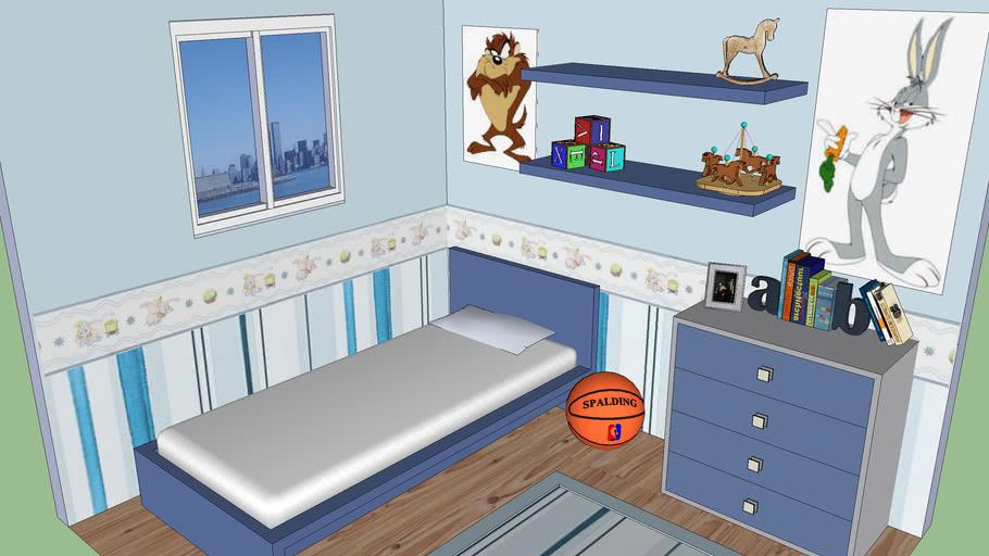 bedroom child