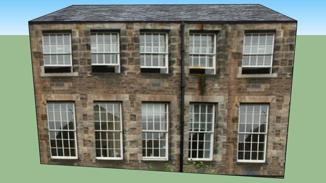 Thomson's Land and Old Moray House- University of Edinburgh