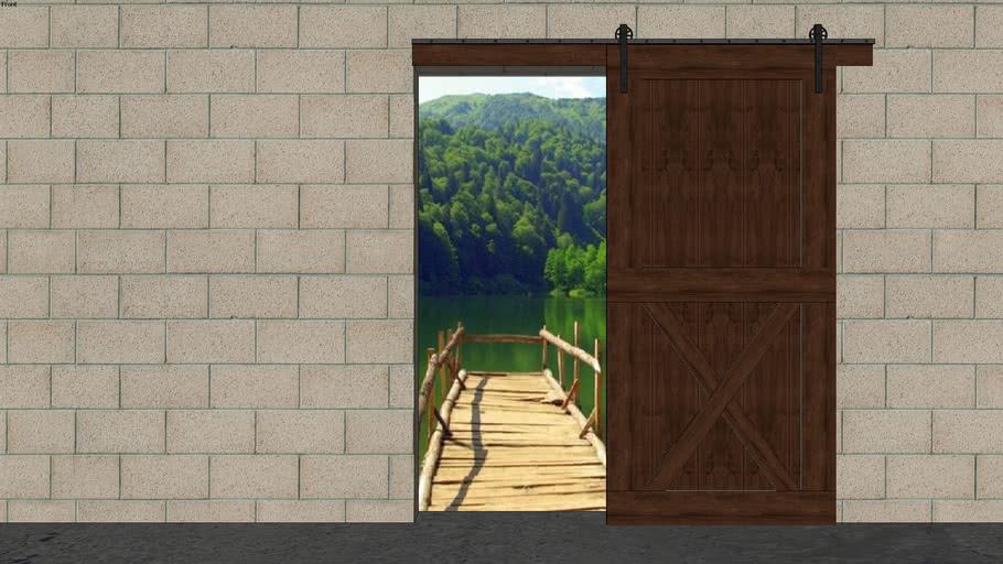 eskitme kapı
