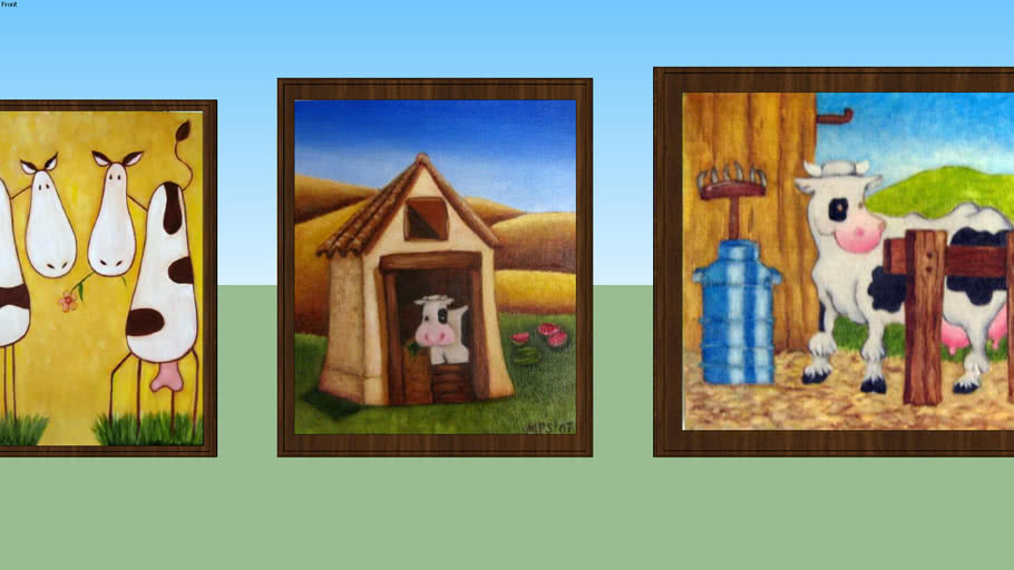 Pinturas para niños