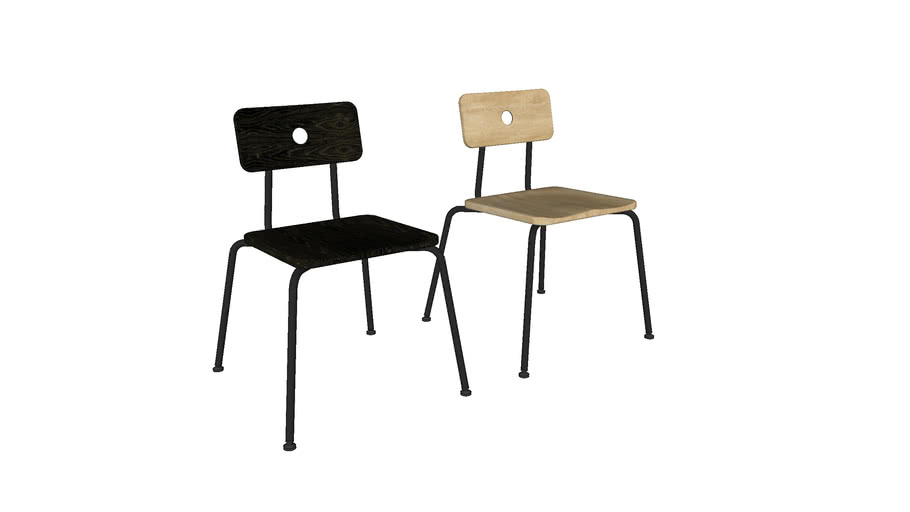 Milne Chair - Contemporary Furniture by Liqui