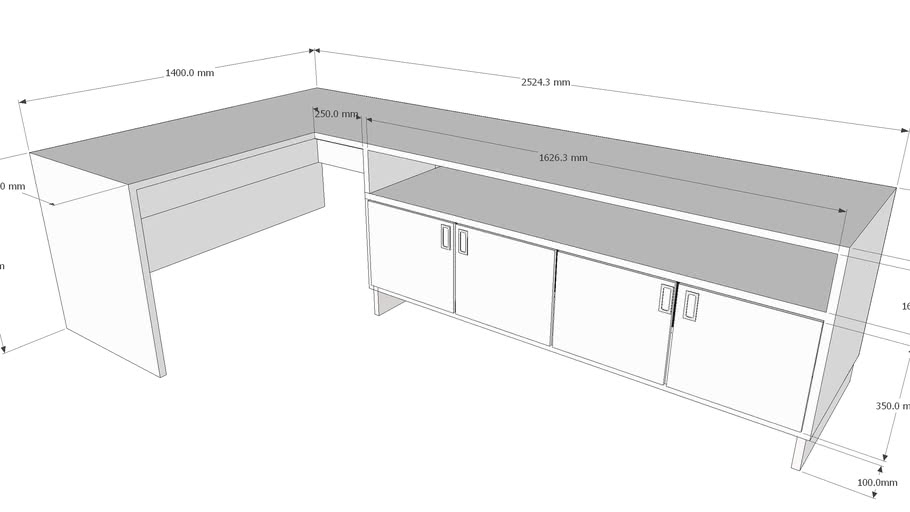 l shape desk 3d warehouse l shape desk 3d warehouse