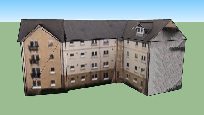 Building in Edinburgh EH6 7BN, UK