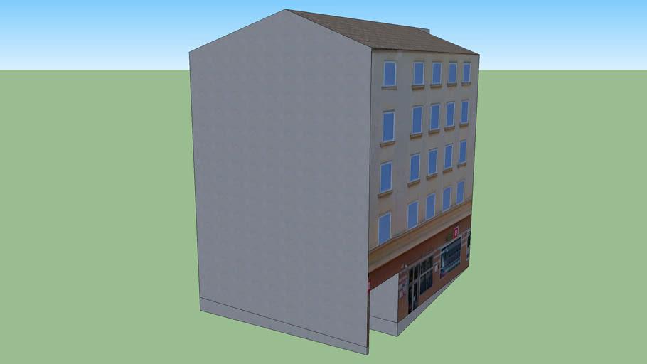 Republike Austrije - Zgrada