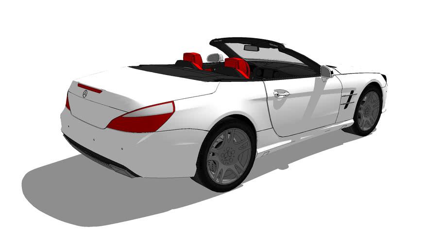 2012 Mercedes-Benz SL R 231