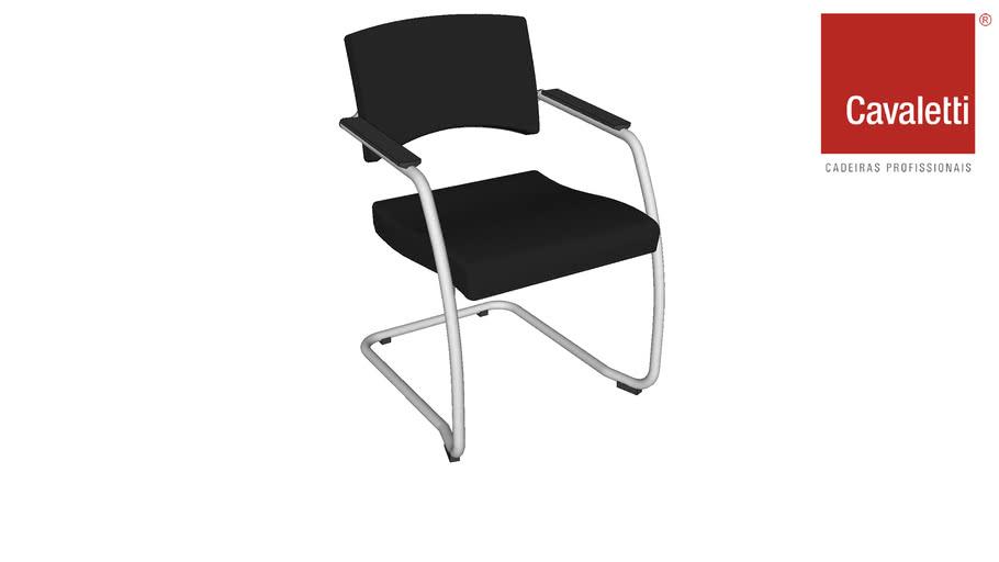 Cadeira Fixa Slim 18007 S - Cavaletti