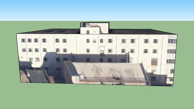 Building in Birmingham, AL, USA