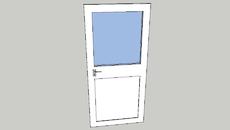 Buiten deur