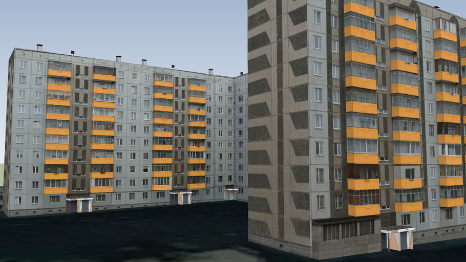 проспект Комсомольский, 1г