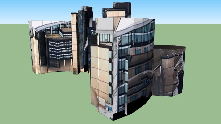 Bâtiment situé Edimbourg EH3 8DB, Royaume-Uni